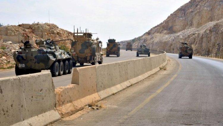 Rusya: İdlib'de Türk askeri ile yapılan ortak devriyeye saldırı düzenlendi !