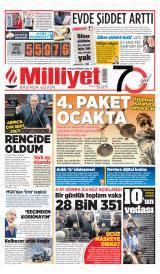 Milliyet Gazete Manşeti
